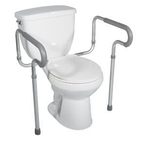 Barre d'Appui de Toilette: Sécuritaire