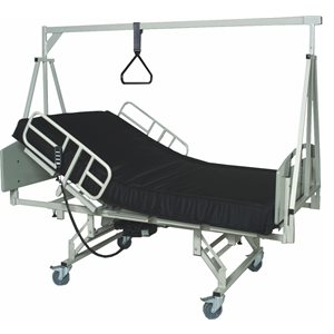 Electric Bed: Bariatric