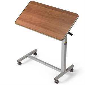 Bed Table: Reclinable