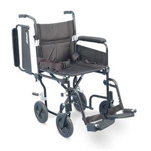 Transport Chair: Black