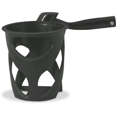 Porte-goblet pour déambulateur pliage latéral