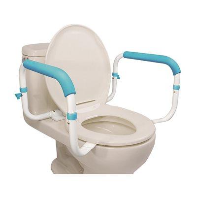 Toilet Grab Bar: Secure