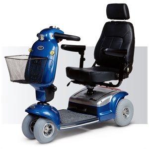 Three & Four Wheel Scooter: Cobra
