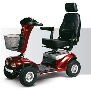 Four Wheel Scooter: Pathfinder