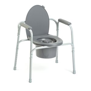 Commode: All in One