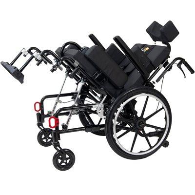 Wheelchair: Foldable and Inclinable - Kanga TS Adult