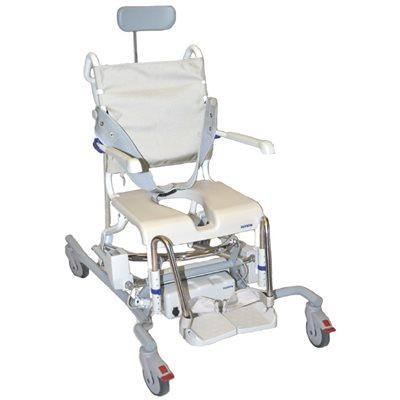 Bath & Commode Chair: Ocean E-VIP