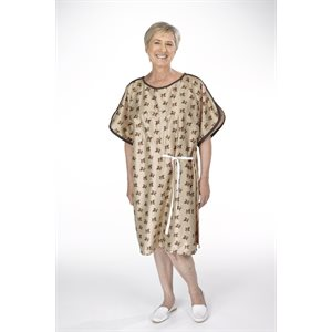 Patient Gown: Fall Prevention