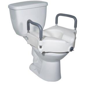 Siège de Toilette: Appuis-bras