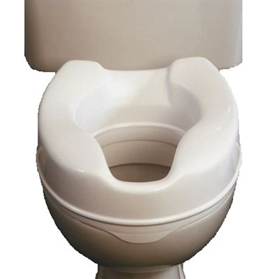 Toilet Seat: Without cover