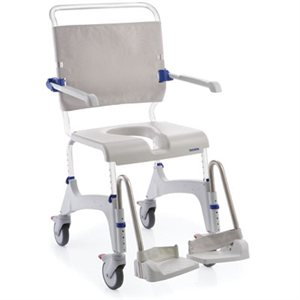 Bath & Commode Chair: Ocean XL (adjustable in height)