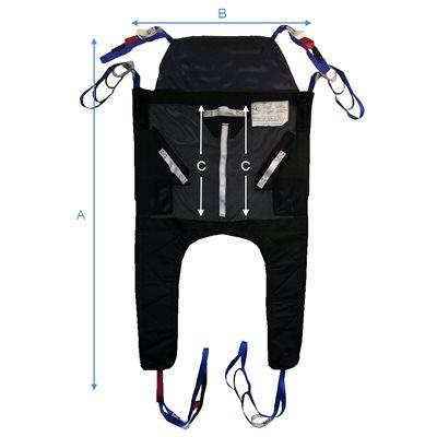 Toile Rapid Fit (Installation Rapide) - avec appui-tête